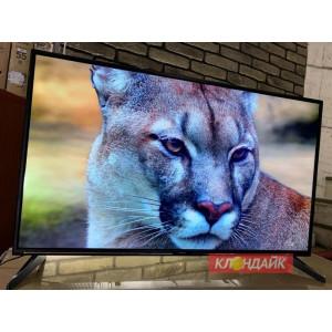 """Телевизор Blackton BT 50S01B большой экран, быстрый и """"заряженный"""" Smart TV  в Зелёном фото"""